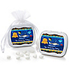 Under The Sea Critters - Personalized Birthday Party Mint Tin Favors