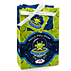 Lil' Space Alien - Personalized Baby Shower Favor Boxes