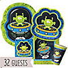 Space Alien - Birthday Party 32 Big Dot Bundle