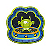Space Alien - Birthday Party Dessert Plates - 8 ct