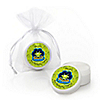 Space Alien - Personalized Birthday Party Lip Balm Favors