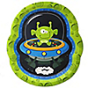 Space Alien - Birthday Party Dinner Plates - 8 ct