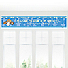 All Star Sports - Personalized Baby Shower Banners