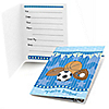 All Star Sports - Baby Shower Fill In Invitations - 8 ct