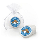All Star Sports - Lip Balm Personalized Baby Shower Favors
