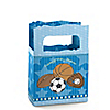 All Star Sports - Personalized Baby Shower Mini Favor Boxes