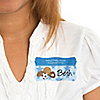 All Star Sports - Personalized Baby Shower Name Tag Stickers - 8 ct