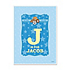 All Star Sports - Personalized Baby Shower Poster Gift