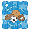 All Star Sports - Personalized Baby Shower Tags - 20 ct