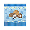 All Star Sports - Birthday Party Beverage Napkins - 16 ct