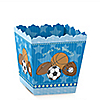 All Star Sports - Personalized Birthday Party Candy Boxes