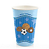 All Star Sports - Birthday Party Hot/Cold Cups - 8 ct