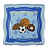 All Star Sports - Birthday Party Dessert Plates - 8 ct