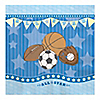 All Star Sports - Birthday Party Luncheon Napkins - 16 ct
