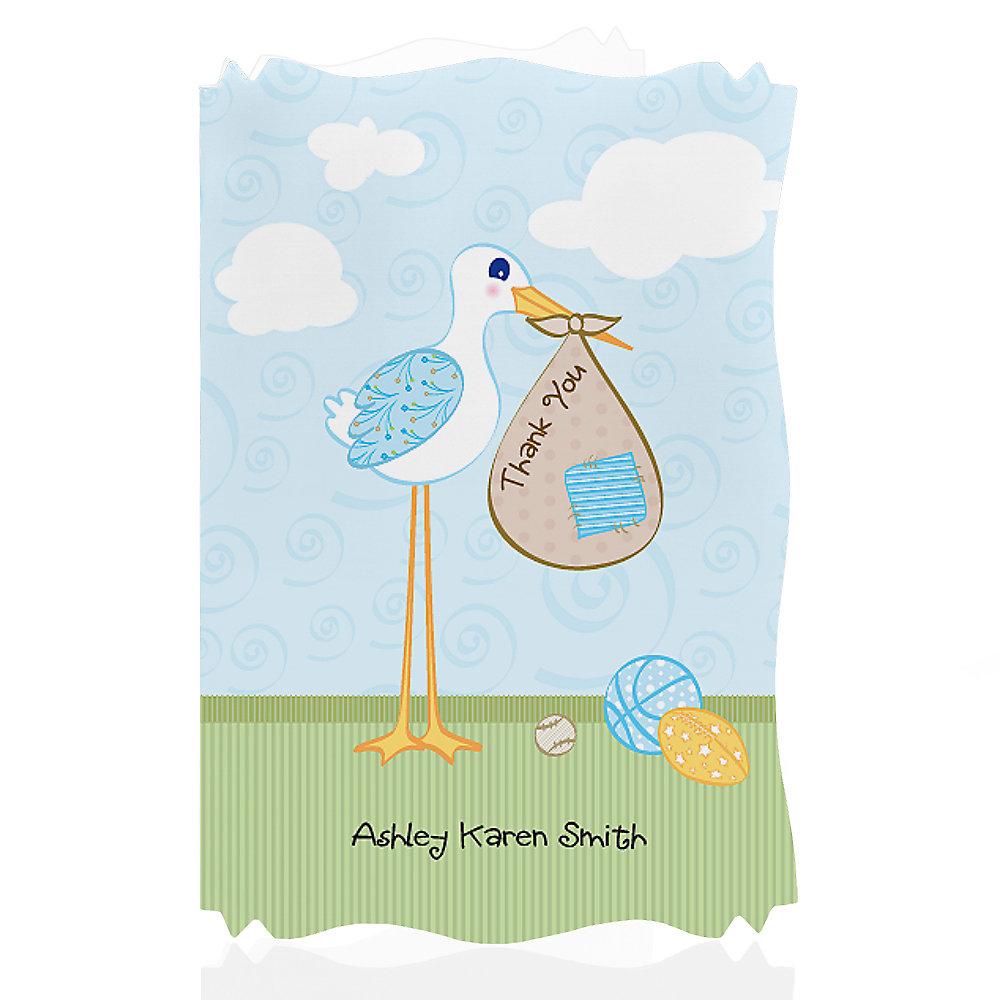 stork baby boy baby shower theme bigdotofhappinesscom stork baby
