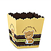 Baby Teddy Bear - Personalized Baby Shower Candy Boxes