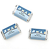 Train - Personalized Birthday Party Mini Candy Bar Wrapper Favors - 20 ct