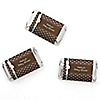 Trendy Mommy - Personalized Baby Shower Mini Candy Bar Wrapper Favors - 20 ct