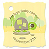 Baby Turtle - Personalized Baby Shower Tags - 20 ct