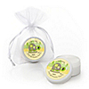 Turtle - Personalized Birthday Party Lip Balm Favors