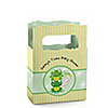 Twin Froggy Frogs - Personalized Baby Shower Mini Favor Boxes