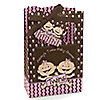Twin Modern Baby Girls Caucasian - Personalized Baby Shower Favor Boxes