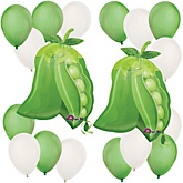Twin Peas - Balloon Kit for Baby Showers