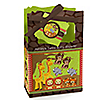 Twins Funfari™ - Fun Safari Jungle - Personalized Baby Shower Favor Boxes