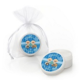Twin All Stars - Personalized Baby Shower Lip Balm Favors