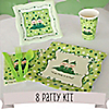 Twins Two Peas in a Pod - 8 Person Birthday Party Kit