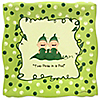 Twins Two Peas in a Pod Caucasian - Birthday Party Dinner Plates - 8 ct