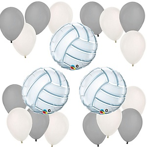 Bump, Set, Spike - Volleyball - Mylar Balloon Kit
