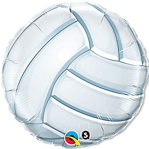 Bump, Set, Spike - Volleyball - Mylar Balloon