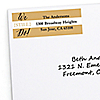 We Still Do - 50th Wedding Anniversary - Personalized Wedding Anniversary Return Address Labels - 30 ct