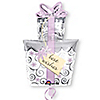 Best Wishes Wedding Cake - Bridal Shower Mylar Balloon