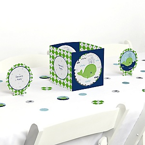 Tale Of A Whale - Party Centerpiece & Table Decoration Kit
