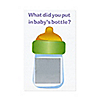 Who Has The Milk? - Baby Shower Game - 24 ct