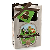Woodland Creatures - Personalized Baby Shower Favor Boxes