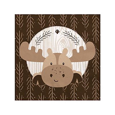 Woodland animals Baby Shower Napkins