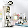 "World's Greatest Mom"" Cheese Grater in Gift Box - Baby Shower Favor"