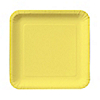 Yellow - Baby Shower Dessert Plates - 18 ct