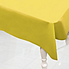 Yellow - Baby Shower Plastic Tablecovers