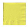 Yellow - Bridal Shower Beverage Napkins - 50 ct