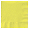 Yellow - Bridal Shower Luncheon Napkins - 50 ct