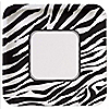 Zebra - Baby Shower Dinner Plates - 8 ct