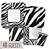 Zebra - Everyday Party 48 Big Dot Bundle