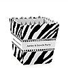 Zebra - Personalized Everyday Party Candy Boxes