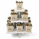 Zoo Crew - Baby Shower Candy Stand & 13 Fill Your Own Candy Boxes