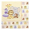 Zoo Crew - Baby Shower Luncheon Napkins - 16 ct