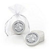 25th Anniversary - Personalized Wedding Anniversary Lip Balm Favors